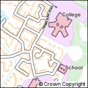 Sample Image of OS Open Map - Local