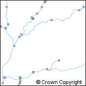 Sample Image of OS Open Rivers