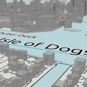 3D Building Heights in ArcGIS