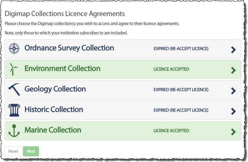 New Licence Agreements 2016
